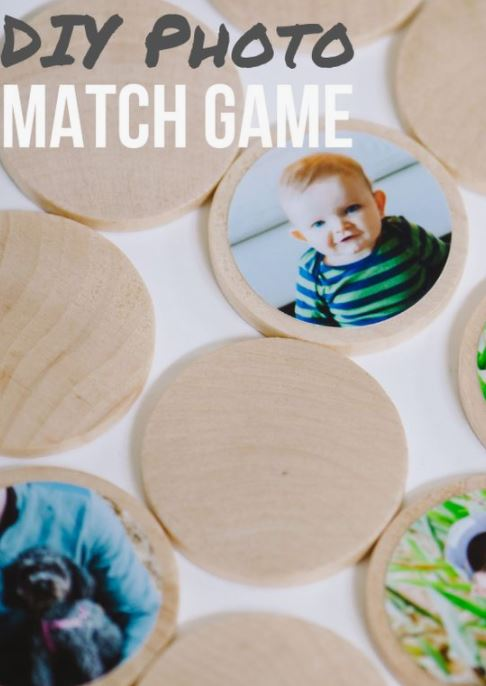 Home Made Matching Game