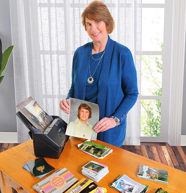 Print Photo Organizing